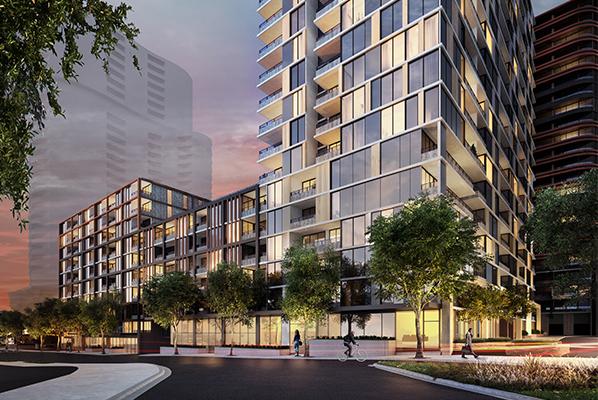 【墨尔本】CBD北边MooneePonds区公寓楼盘